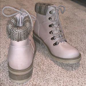 "Combat/""Work"" Boots"